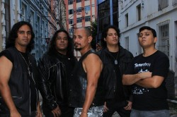 Thunder Spell. Metal from Brazil! Interview January 2017.