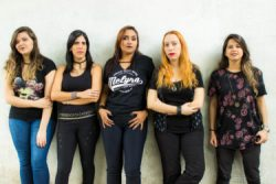 Interview with Brazillian metal legends Melyra –    February 2019